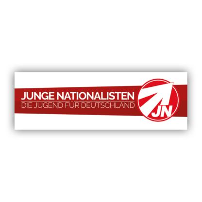 """Banner """"Jugend für Deutschland"""" 3 x 1 Meter"""